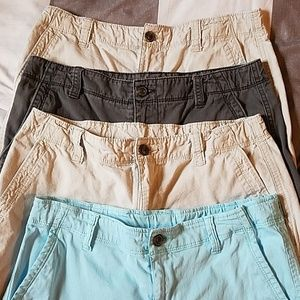 4 Pairs Arizona Shorts